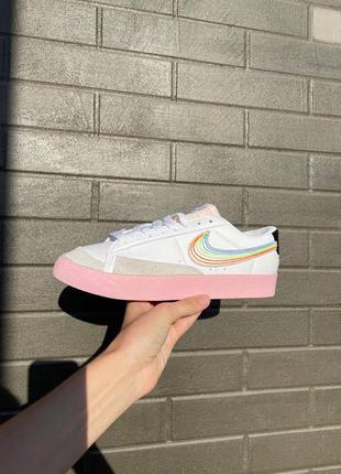 Nike blazer кеды кроссовки