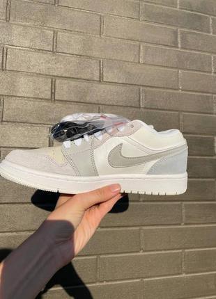 Nike jordan 1 кроссовки женские