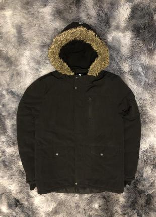 Зимова куртка парка nutmeg