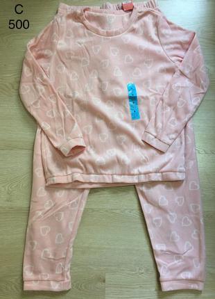 Флисовая пижама