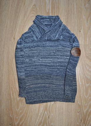 Topolino красивый свитер джемпер полувер размер 98