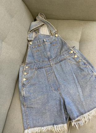 Комбінезон  джинс