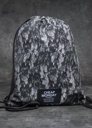 Рюкзак-мешок cheap monday