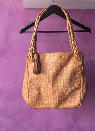 Шкіряна сумка fontanelli