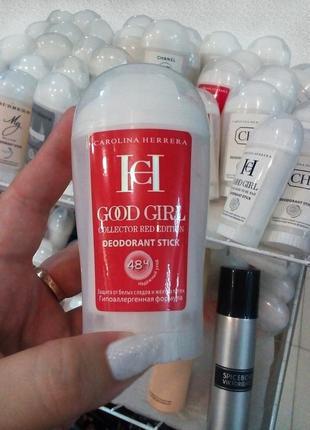 💦парфюмированный дезодорант с ароматом гуд герл (туфелька)