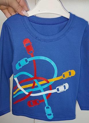 Джемпер футболка длинный рукав лонгслив