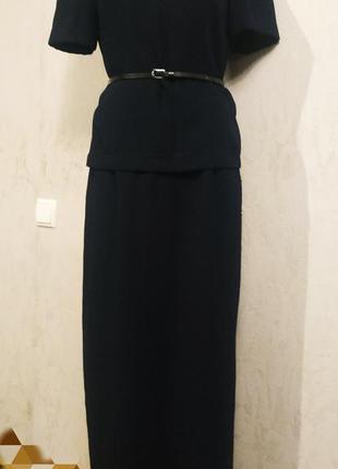Платье в пол,макси