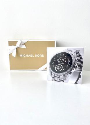 Женские smart watch michael kors часы оригинал жіночий смарт годинник