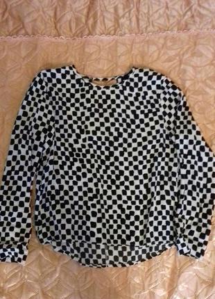 Гламурная блузка