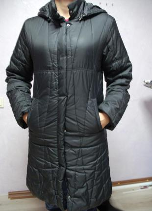 Пальто ( пуховик)