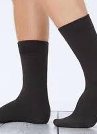 Носки livergy черные р. 39-42 и 43-46