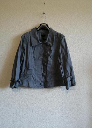 Пиджак - куртка от h&m)