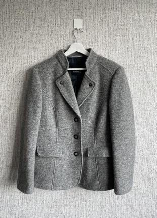 Пиджак. шерсть.