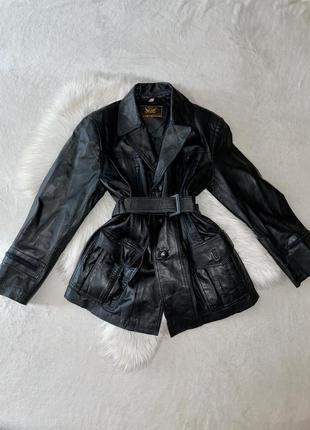 Кожаная куртка/курточка 🖤