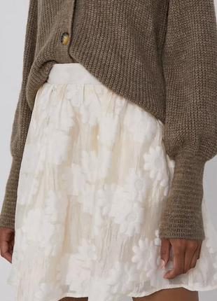 Новая шикарная юбка фирмы y.a.s размер м ( s)