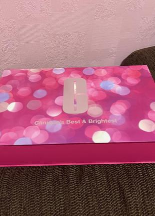 Коробка упаковка подарочная для декора клиник большая
