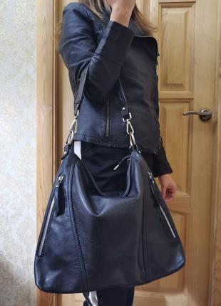 Женская кожаная сумка dias(оригинал) греция!!!