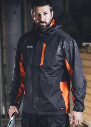 Водонепроницаемая куртка scruffs ripstop размер s