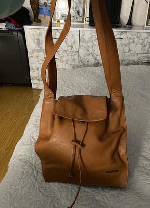 Кожаная сумка оригинал gipel