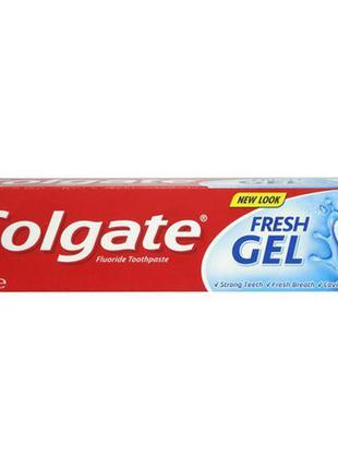 Colgate fresh gel  зубная паста 100мл