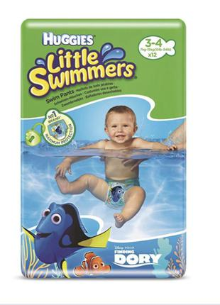 Одноразовые подгузники-трусики для плавания /трусики для плавання