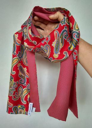 Шикарный шелковый шарф codello германия оригинал.
