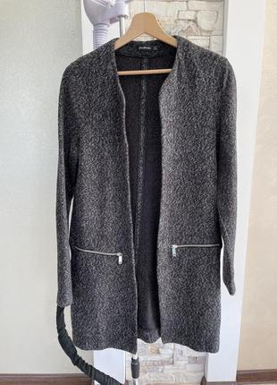 Пальто, кофта, накидка, кардиган