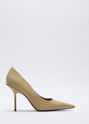 Zara туфли collection 2021
