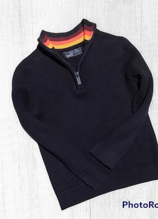 Next джемпер свитер с горлом на мальчика 5 лет