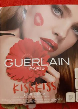 Палетка помад guerlain kisskiss