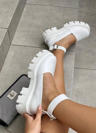 Туфли осень-2021