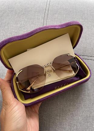 Оригинальные солнцезащитные очки gucci