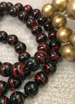 Намисто буси ожерелье бусы