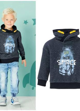 Свитшот, кофта, свитер lupilu для мальчика
