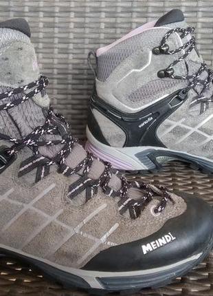 Трекинговые ботинки meindl variofix