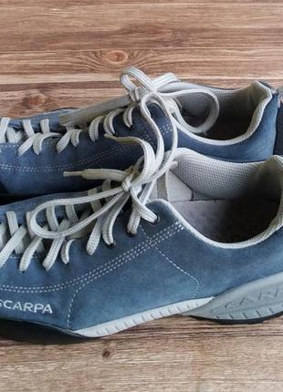 Кроссовки scarpa mojito. размер 39.