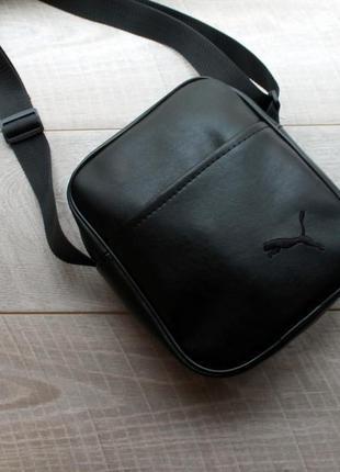 Барсетка, сумка, сумка через плечо, эко кожа мужская сумка чоловіча сумка