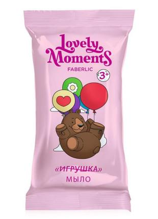 Детское мыло «малиновые мишки» lovely moments, арт.2691