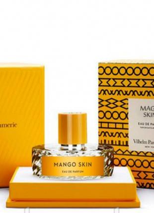 Парфюмированная вода vilhelm parfumerie mango skin унисекс 100 мл