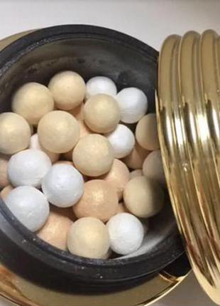Пудра guerlain meteorites gold light, метеориты, хайлайтер в шариках