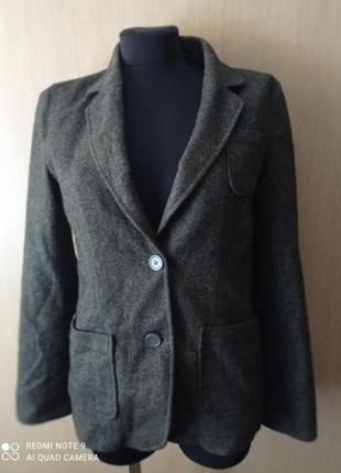 Пиджак базовый классический