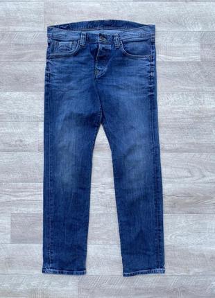 Pepe jeans london оригинал джинсы фирменные w34