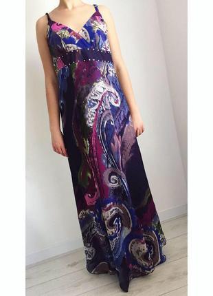 Длинное платье, довге плаття, платье в пол.