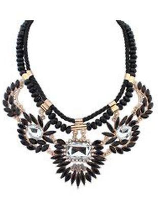 Нарядное ожерелье accessorize