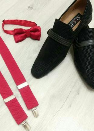 Красивые мужские туфли!