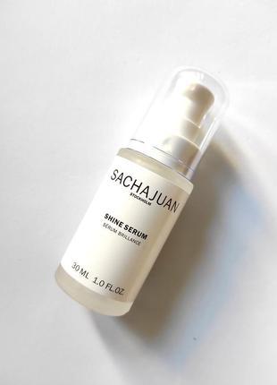 Сыворотка для блеска волос shine serum sachajuan
