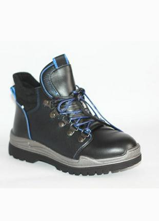 🌟 демисезонные ботинки сапоги черные tom.m mb01504