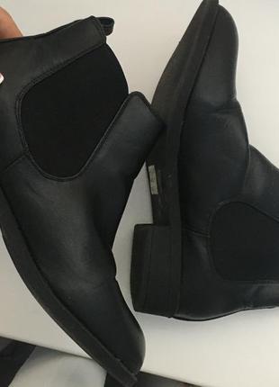 Ботинки челси 24,5 по стельке