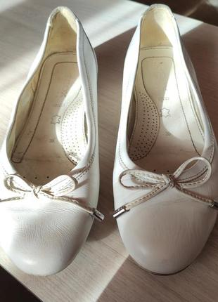 Балетки, туфли geox 39р.