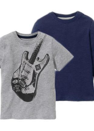 Комплект футболка + реглан